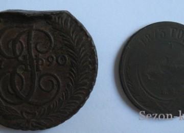 Как определить сохранность монеты