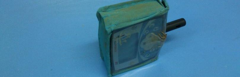 Защита блока и катушки металлоискателя
