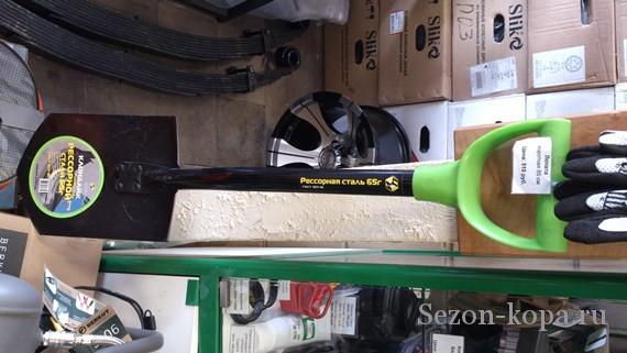 Лопата клондайк из рессорной стали